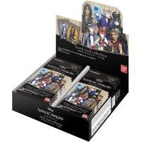ディズニー ツイステッドワンダーランド メタルカードコレクション パックVer. BOX