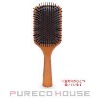 ブラシ部分が頭皮に刺激を与えマッサージ効果を高めるヘアブラシです。頭皮と髪に心地よいハニーウッド製の...