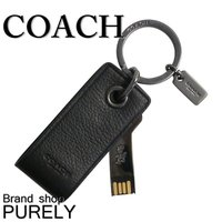 7dab6750fb4f 全品ポイント2倍 コーチ COACH 小物 キーホルダー メンズ 4GB USB キーリング F64143 BLK ブラック :F64143-BLK-170228:PURELY  SHOP - 通販 - Yahoo!ショッピング