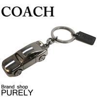 コーチ COACH 『メタル カー キーリング』  ■サイズ 全長:約10.5cm  ■カラー BL...