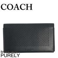 コーチ COACH 小物 カードケース メンズ アウトレット レザー スマートフォン iPhone ...