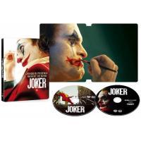 【Amazon.co.jp限定】ジョーカー スチールブック仕様 4K ULTRA HDブルーレイセ ット (限定生産/2枚組) [Blu-ray]