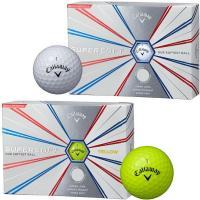 キャロウェイ スーパーソフト ゴルフボール 1ダース