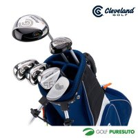 クリーブランドゴルフのジュニアセットはジュニアが生涯を通してゲームを楽しむためのステップとして最適な...