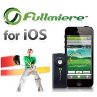 ★iPhoneでゴルフレッスン!★  高精度・高感度、3Dスイングセンサー搭載。フルミエルがあれば、...