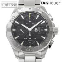 タグホイヤー TAG HEUER アクアレーサー CAY2110 0 メンズ 腕時計 クロノグラフ ...