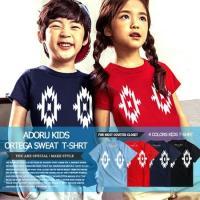 【メール便対応】 ブランド:ADORU KIDS カラー:4カラー 素材:ポリ65%綿35% サイズ...