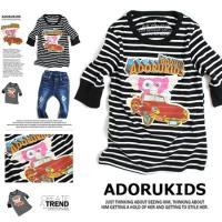 【メール便対応】 ブランド:ADORU KIDS カラー:1カラー 素材:COTTON100% サイ...