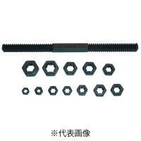 商品特徴 :クリップボルトや各種ボルトのネジ山修正ダイスナットです。 注意事項 :M10FB-8-3...