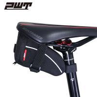 ロードバイクやクロスバイクにオススメのベロクロストラップを採用したサドルバッグ。 携帯ツール、タイヤ...