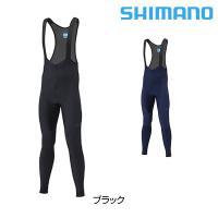《即納》SHIMANO シマノ 2019年秋冬モデル EVOLVE エボルブ ウインドビブタイツ《S》