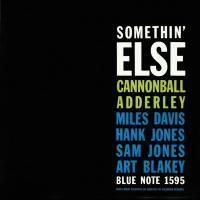 キャノンボールアダレイ CD アルバム CANNONBALL ADDERLEY SOMETHIN' ELSE 輸入盤 ALBUM 送料無料 キャノンボール・アダレイ