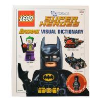 [輸入品][国内倉庫発送] レゴ社よりスーパーヒーローズ、バットマンのビジュアル図鑑の登場です。 2...