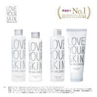 LOVE YOUR SKIN ボタニカルウォーター 化粧水/ボタニカルミルク 乳液  -------...
