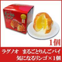ラグノオ ささき 気になるリンゴ×1個(りんごまるごとアップルパイ)