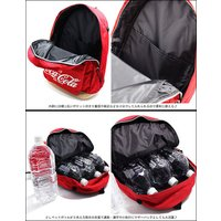 コカコーラ COKE コーク bag バックパック Dパック ナイロン リュックサック