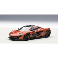 1/43scale オートアート AUTOart MCLAREN P1 Volcano Orange...