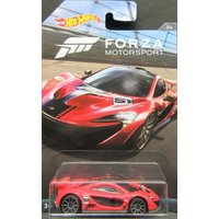 1/64scale ホットウィール Hot Wheels FORZA MOTOR SPORT McL...