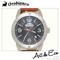 ブランド/ オロビアンコ 商品名/ オロビアンコ メンズ クォーツ 型番/ OR0042N 素材/ ...
