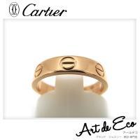 ブランド/ カルティエ 商品名/ カルティエラブリング K18 刻印/ Cartier 750 47...