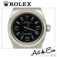 ブランド/ロレックス  商品名/オイスター・パーペチュアル26 型番/  176200 製造番号/G...