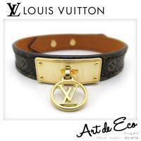 ブランド/ ルイヴィトン LOUIS VUITTON 商品名/ ブラスレ ロゴマニア 型番/ M41...