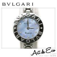 ブランド/ ブルガリ BVLGARI 商品名/ ビーゼロワン バングルウォッチ      B-Zer...