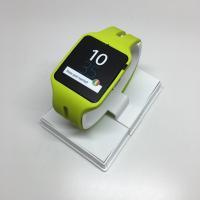 ■商品名 SONY / ソニー Smart Watch 3 スマートウォッチ3 中古 ライムグリーン...