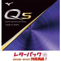 ミズノ Q5  レッド/ブラック
