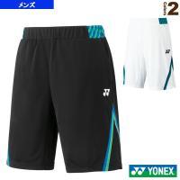 47f8cab9258c6 ヨネックス テニス・バドミントンウェア(メンズ/ユニ) ニットハーフパンツ/メンズ(15066)テニスウェアバドミントンウェア |テニス ・ソフトテニス(軟式テニス)・ ...