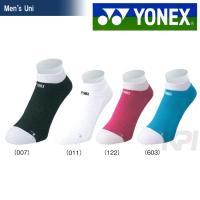 「2016新製品」YONEX(ヨネックス)「Men's メンズスニーカーインソックス 19102」テ...