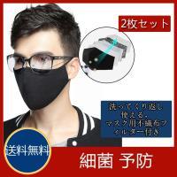 2枚セット まほうのプロテクションマスク 大人 個包装 布マスク 美マスク 抗菌 花粉 黄砂 ハウスダスト 調節可 抗ウイルス機能繊維使用 新型肺炎 対策