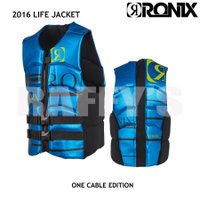 RONIX ロニックス 2016 One Cable Edition Front Zip Impac...