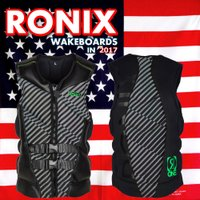 RONIX ロニックス 2017 One Capella Front Zip CGA Life Ve...