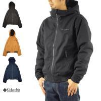 コロンビア Columbia ジャケット / 裏地のフリース素材と中綿が保温性を発揮するジャケット ...