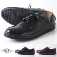 【メール便対応(NG)】マネブ MANEBU 革靴 / MANEBUの代名詞的なシンプルなプレーント...