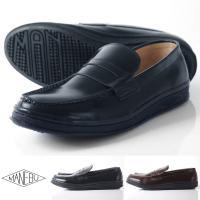 【メール便対応(NG)】マネブ MANEBU 革靴 / アメリカントラッドな雰囲気のローファータイプ...