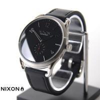 【メール便対応(NG)】ニクソン NIXON 腕時計 / プレーンでどこか品格ある表情を持つオーセン...
