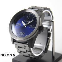 【メール便対応(NG)】ニクソン NIXON 腕時計 / 高級感と緻密に計算された秀逸なデザインワー...