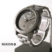 【メール便対応(NG)】ニクソン NIXON 腕時計 / 男心をくすぐる、堅牢な作りに気品を加えたハ...