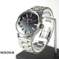【メール便対応(NG)】ニクソン NIXON 腕時計 / さらなる気品をまとったシチュエーション不問...