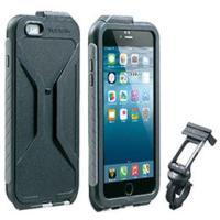 雨天時の走行に対応する、防水型ライドケース。 Apple iPhone6Plus専用。  ・エンジニ...