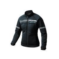 中綿入りで抜群暖かさを誇る、気温0度対応のジャケット。 ストレッチ性も抜群で動きやすく、両脇にはムレ...