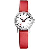 モンディーンは1951年創業の時計メーカー。代表作として有名な「スイス国鉄オフィシャル鉄道ウォッチ」...