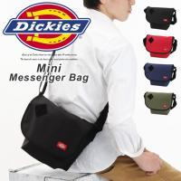 Dickiesからミニメッセンジャーバッグの登場です。   ●程よいサイズのミニメッセンジャーバッグ...