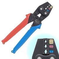 ◆メーカー:マーベル ◆型番:MH-032 ◆圧着工具 ハンドプレス 絶縁被覆付・圧着端子・スリーブ...