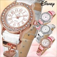 【訳あり】【ゆうパケット配送】送料無料 Disney ディズニー ミッキーマウスハートチャーム腕時計...