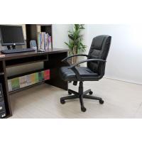 シンプルで軽快なデザインのチェアです。  お求め安い価格と省スペース設計でオフィス、ワークスペース、...