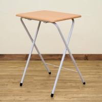 サイドテーブル 折りたたみ ミニテーブル ハイタイプ rakusouya 04