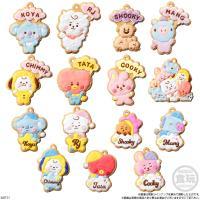 BT21 クッキーチャームコット 14個入り BOX販売
